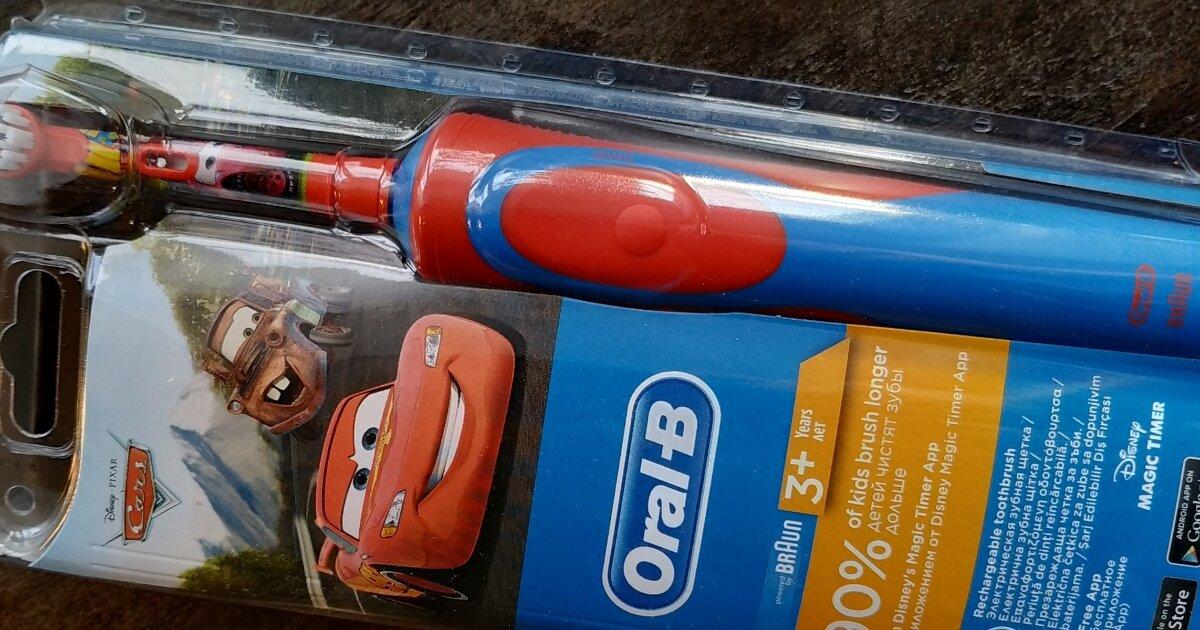Электрическая детская зубная щетка за и против