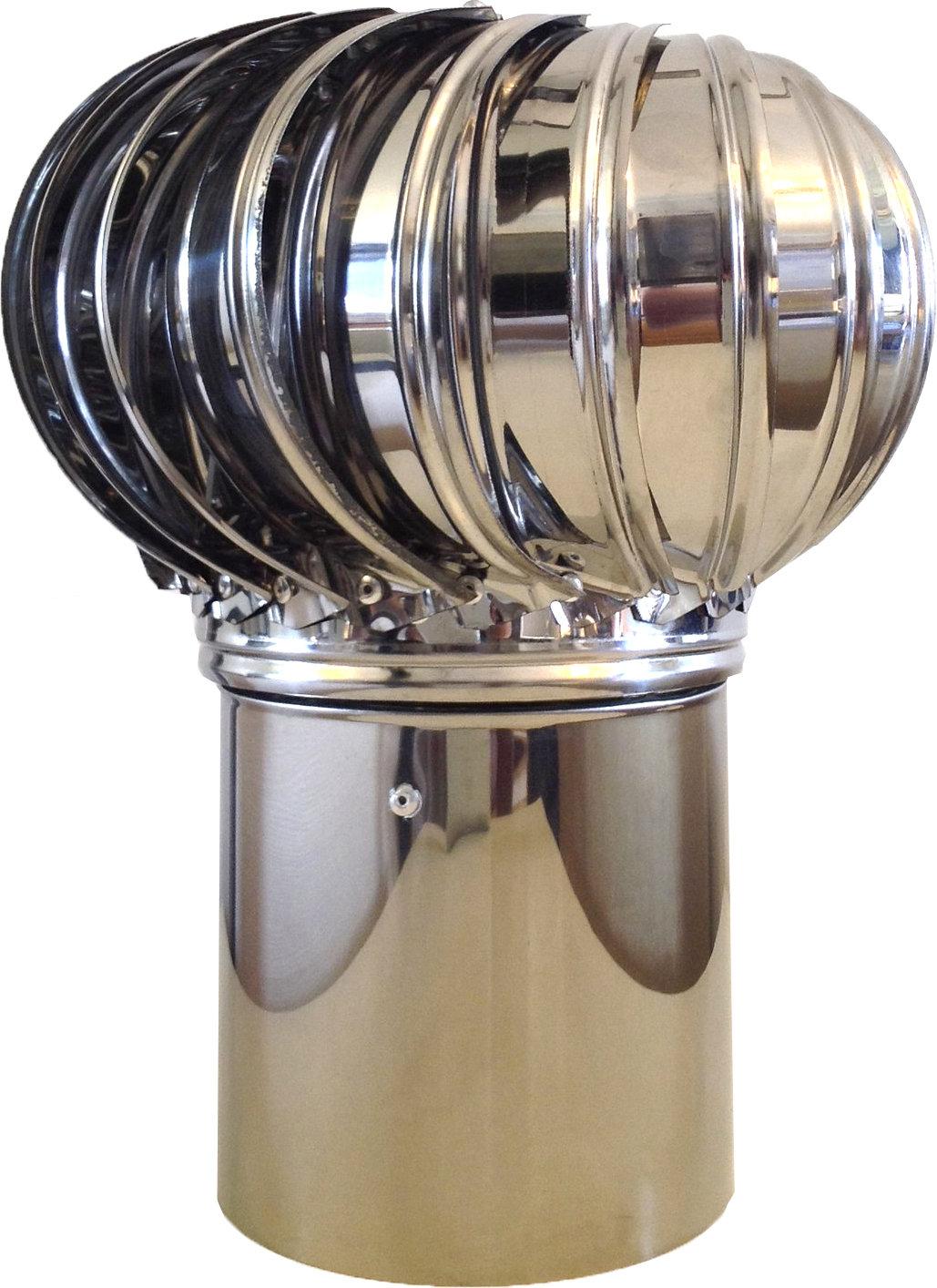 Вентиляционную турбину 43