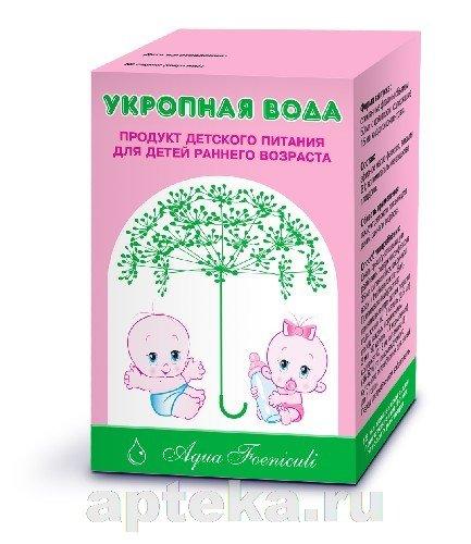 Укропная водичка для новорожденных в домашних условиях рецепт 308