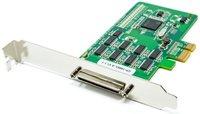 Плата MOXA CP-168EL-A w/o Cable 8-port RS-232, PCI Express, 921.6 Kbps