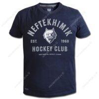 Нефтехимик ХК футболка A&C синяя арт. 271780