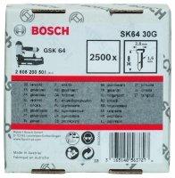 2500 штифтов для GSK 64. SK64 30G 2608200501 Bosch