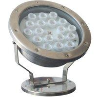 Nightsun KY067 архитектурный световой прибор, 18 LED x1W, 24V,авторежим, DMX, IP65