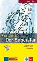 Leichte Krimis fur Jugendliche in 3 Stufen: Der Superstar - Buch mit Mini-CD