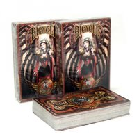 United States Playing Card Company Карты Bicycle annestokes steampunk