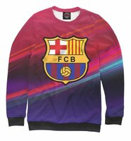 Свитшот Print Bar FC Barcelona / FCB (BAR-131183-swi-XXXL)