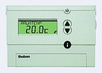 Theben RAM 831 top 2 Комнатный электронный терморегулятор микропроцессорный с автономным питанием (8319132)