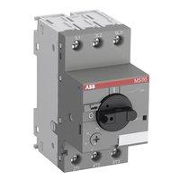 Автомат ABB MS116-12.0 25 кА с регулируемой тепловой защитой 8.0A - 12.0А (1SAM250000R1012)