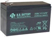 Аккумулятор BB BATTERY B.B. Battery HRC 1234 12V 9Ah