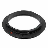 Реверсивное кольцо PWR для обратного крепления объектива Canon, 58mm