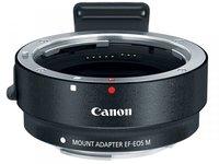 Кольцо Canon Mount Adapter EF-EOS M - переходник для объективов Canon EOS