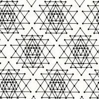 Ткань для пэчворка Peppy Robert Kaufman. Palm Canyon, 50х55 см, арт. AVL-17457-2 BLACK
