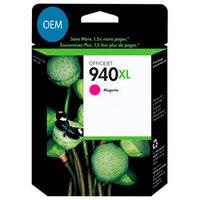 Картридж № C4908A (№ 940XL) пурпурный для HP ОЕМ