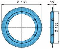 Кольцо упорное сальника BPW Ø 114 168x15 03.120.48.13.0