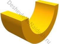Мягкий модуль арка 700х350х300 DNN