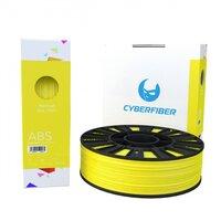 CyberFiber ABS пластик CyberFiber, 1.75 мм, желтый, 750 гр.