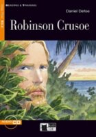Daniel Defoe Reading & Training Step 5: Robinson Crusoe + Audio CD