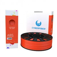 CyberFiber ABS пластик CyberFiber, 1.75 мм, оранжевый, 750 гр.