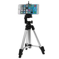 Штатив трипод для телефона и фотокамеры WT-3110A