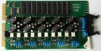 Плата расширения Maxicom AP 62P (6 абонентских линий, 2 линии системных ТА) для АТС МХМ500P