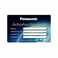 Ключ активации 8-ми IP-системных телефонов Panasonic KX-NCS3508WJ для АТС KX-NCP500/1000RU