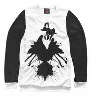 Свитшот Print Bar Rorschach (HRA-683084-swi-S)