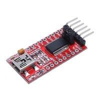 Адаптер USB-UART FT232RL miniUSB