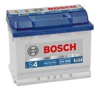 Аккумулятор BOSCH S4 005 Silver 560 408 054 обратная полярность 60 Ач