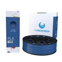 CyberFiber PLA пластик CyberFiber, 1.75 мм, синий, 750 гр.