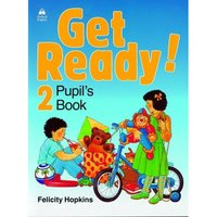 Felicity Hopkins Get Ready! 2 Pupils Book