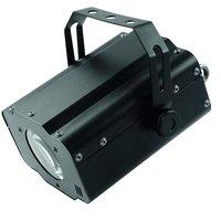 Eurolite LED FE-30 Flower effect Многолучевой светодиодный прожектор с эффектом цветка с управлением от звука (встроенный микрофон). Cветодиоды 3х1Вт TCL. Угол луча 33 град. Размер 180х180х150мм. Вес 1,5 кг.