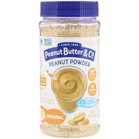 Peanut Butter & Co. Mighty Nut, Powdered Peanut Butter, Original, 6.5 oz (184 g)
