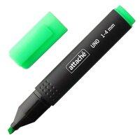 Текстовыделитель Economy Uno, 1-4 мм, зеленый