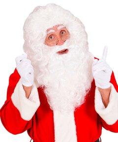 Борода Дед Мороз WIDMANN