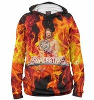 Худи Print Bar Эй Джей Стайлз (WWE-447844-hud-2XS)