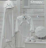 Детские полотенца Eke Home Doggy O.S. белый