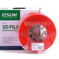 3DMALL eSUN 3D FILAMENT PLA RED 1.75 мм