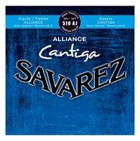 SAVAREZ 510AJ Alliance Cantiga high tension струны для классической гитары, нейлон