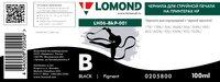 Чернила Lomond для HP, LH06-BkP-001, 100 мл, черные, пигментные, 0205800
