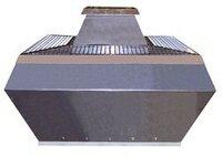 Крышный вентилятор Systemair DVN 900D6 IE2