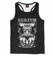 Майка борцовка Print Bar Burzum (BZM-282437-mayb-2-M)