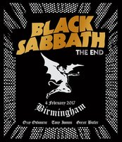 Black Sabbath The End Of The End, Blu-Ray