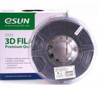 ESUN PLA+ пластик ESUN, 1.75 мм, серый, 1 кг