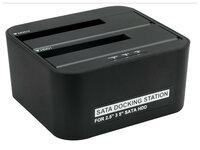 Док-станция AgeStar Docking Station 3UBT6-6G Black