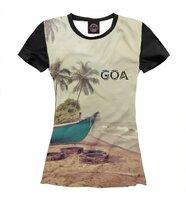 Футболка Print Bar Goa (CTS-952058-fut-1-2XS)
