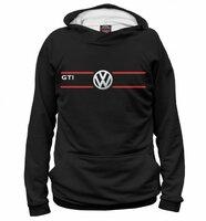 Худи Print Bar Golf GTI (VWG-156476-hud-2XS)