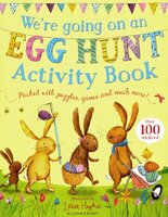 Were Going on an Egg Hunt. Activity Book