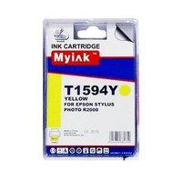 Картридж для (T1594) EPSON St Photo R2000 желт (18,4ml, Pigment) MyInk