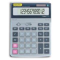 Калькулятор настольный металлический OFM-1712, 12 разрядов