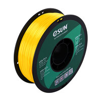 ESUN eSilk-PLA пластик ESUN, 1.75 мм, желтый, 1 кг